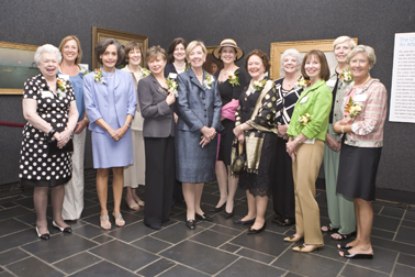Past Presidents of the Women's Council