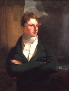 Charles Izard Manigault, 1817