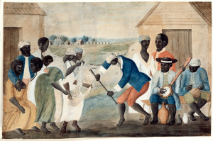 The Old Plantation, 1785-1790