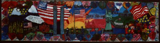 Porter-Gaud School Student Mural