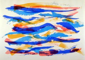 Ocean, n.d., by Corrie McCallum