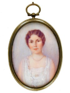 Eliza Huger Dunkin, 1923, by Leila Waring