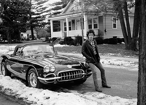 Bruce Springsteen, Haddonfield, 1978