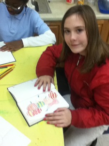 Art to Go at Angel Oak Elementary