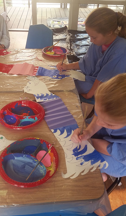 summer art camp 2015