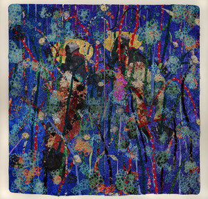Wata Marassa-Beyond the Bladez, 2014 by Ebony G. Patterson