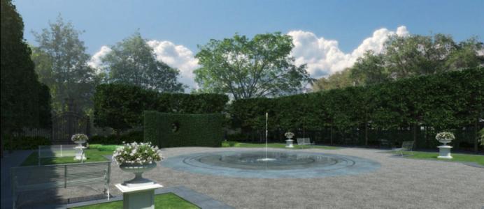 Lenhardt Garden Rendering