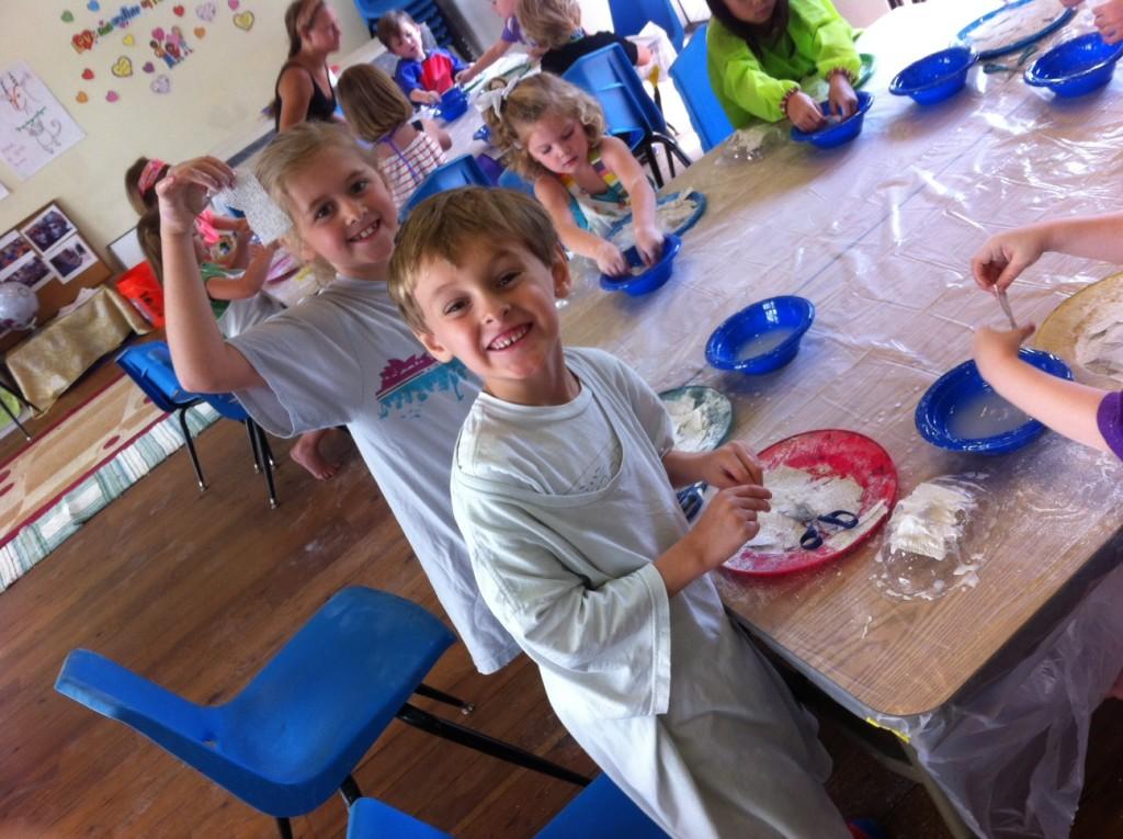 Gibbes Art Camp