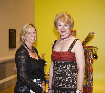 Marnie Chardon and Barbara Hearst