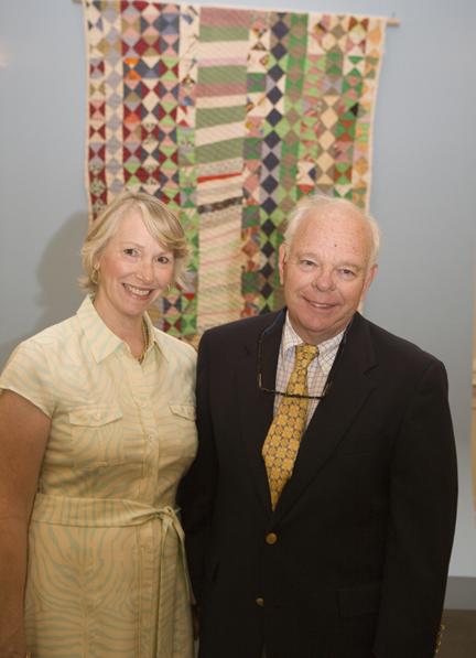 Mary Pat and David Blanton