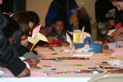 Children's activites