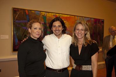 Elizabeth Hall, Paolo Dalla Zorza, and Darcy Shankland