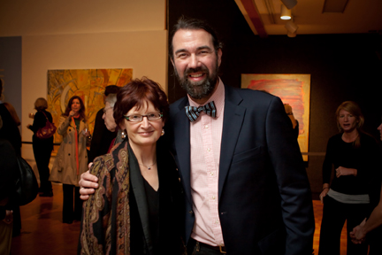 Diane De Angelis and John Folsom