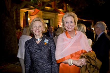 Barbara Zimmerman and Janice Waring