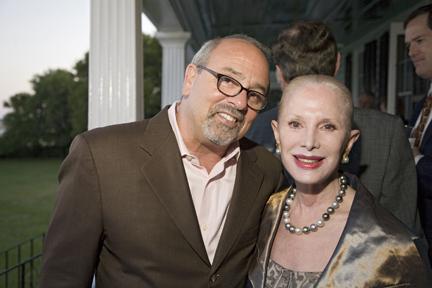 Mickey Bakst and Esther Ferguson