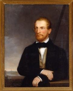Louis Manigault, 1855