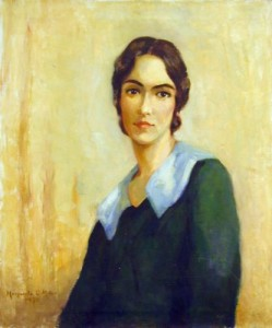 Jane Allen (Mrs. S. A. Wideman) by Marguerite Miller