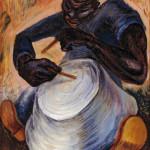 Drummer, 1934, by Palmer Schoppe