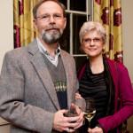 Tom Gilson and Linda Fantuzzo