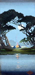 Moonlight on the Cooper River, by Alice Ravenel Huger Smith