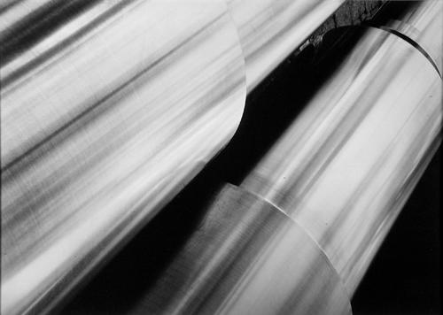 Piston Rods, ca. 1927, by Margaret Bourke-White