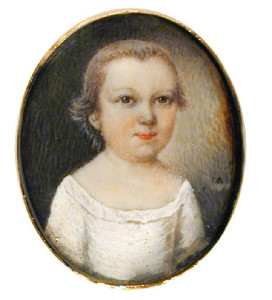 Unidentified sitter, ca. 1755, Mary Roberts