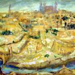 View of Toledo, ca. 1965, by Corrie McCallum