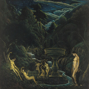 The Source, 1914, by Edward Middleton Manigault
