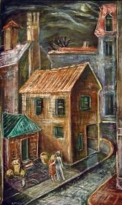 Shore Leave, ca. 1950, by Corrie McCallum