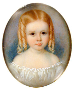 Ann Huger Laight, after 1855, attributed to John Carlin
