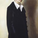 Self Portrait, 2001, by Jill Hooper