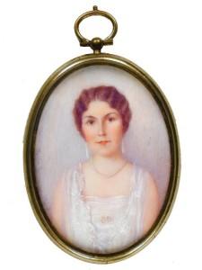 Eliza Huger Dunkin (Mrs. Percy Gamble Kammerer), 1923, by Leila Waring