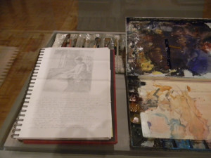 Mary Whyte Sketchbook