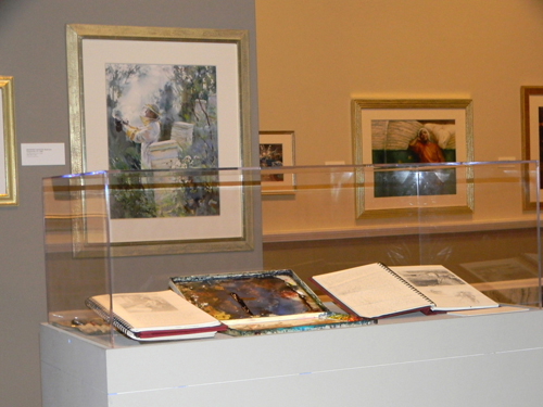 Gallery View of Mary Whyte: Working South