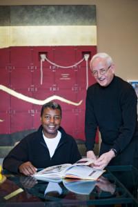 Jonathan Green and Richard Weedman