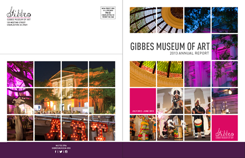 Gibbes Annual Report