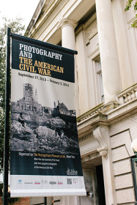Photography and the American Civil War banner