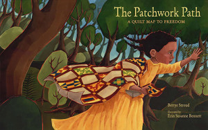 The Patchwork Path book cover by Erin Banks