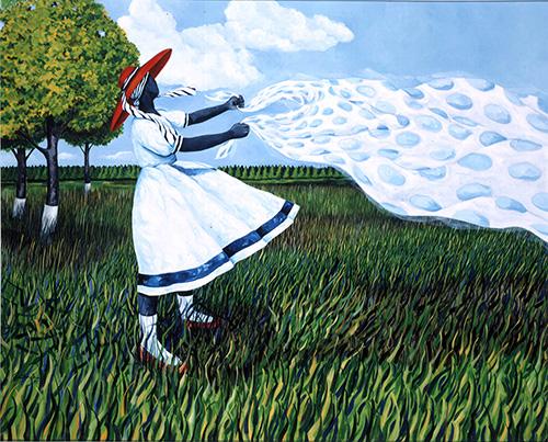 <i>Corene</i> by Jonathan Green