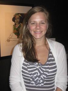 Liza Cleveland, Society 1858 Board Member