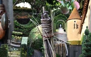 The Orsan Gardens, France
