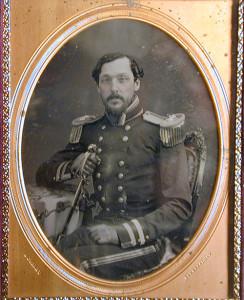 Captain Percival Drayton