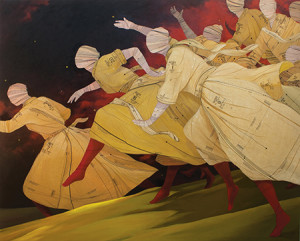 The Fireflies by John Westmark