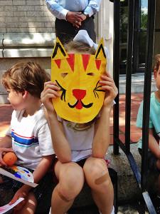 summer camp masks