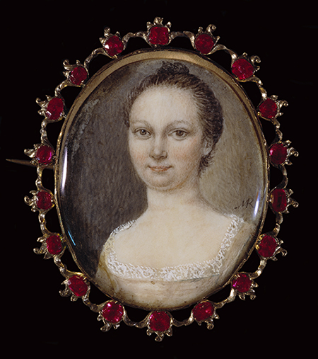 Mary Roberts miniature