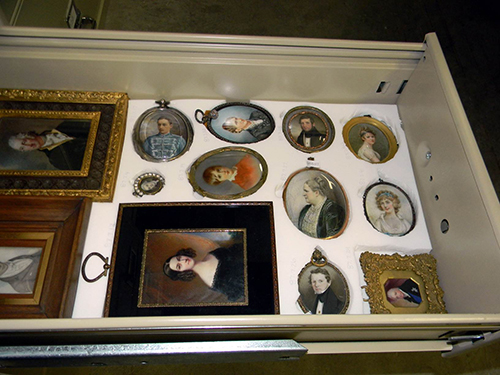 miniature drawer