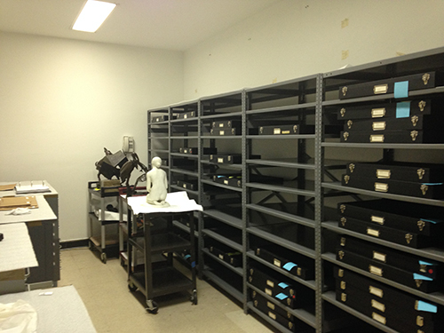 print storage room packing
