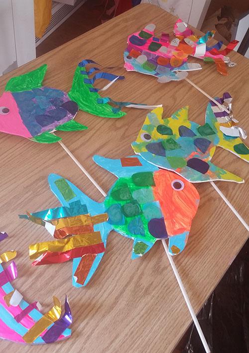 summer art camp 2015