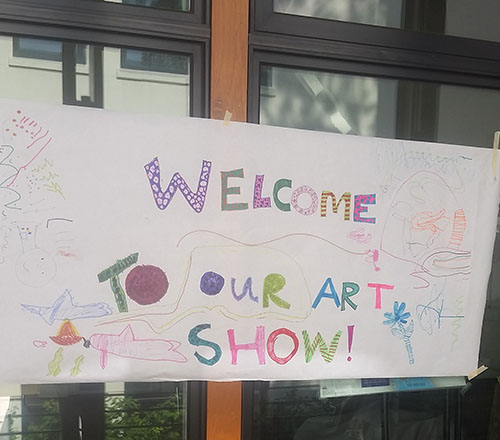 welcome to our Art Show!