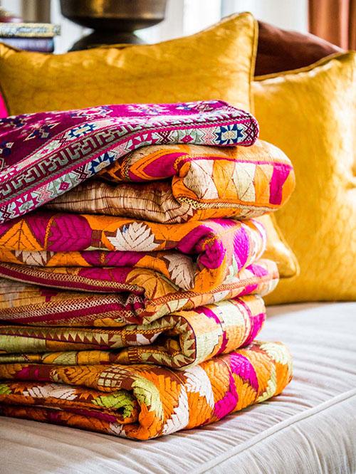 IBU fabric